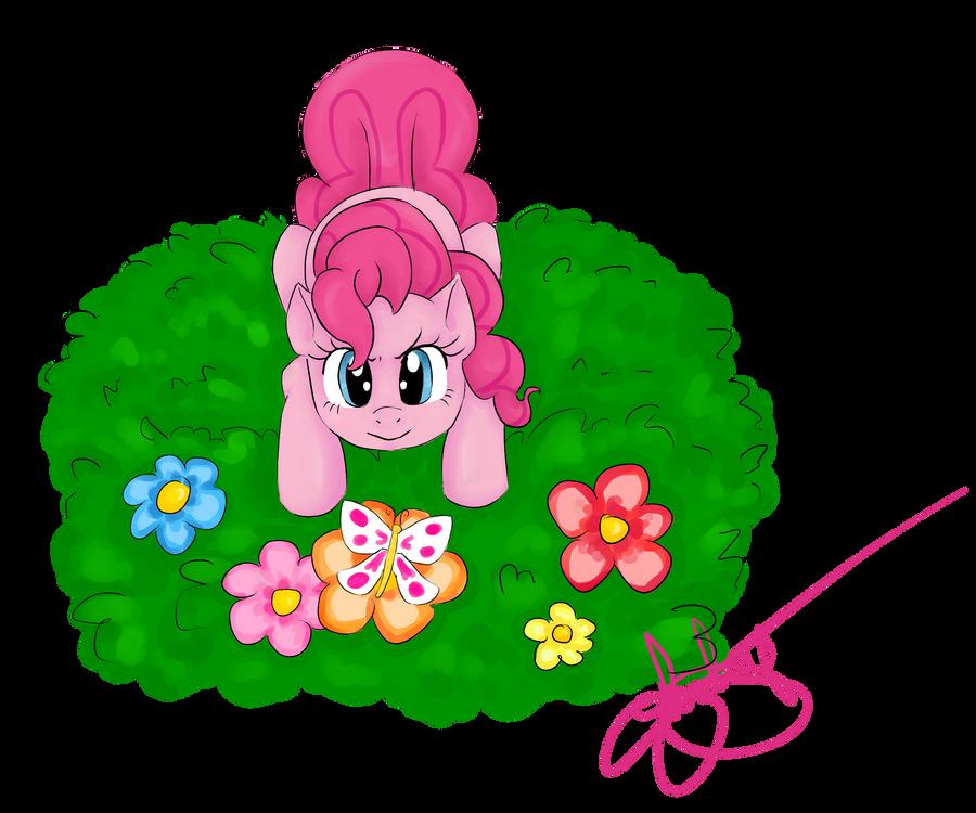 Pinkie Pie 1 by Neko-pinku