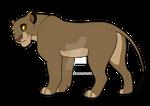 Breedable TLK OC Zawadi [OPEN]