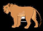 Breedable TLK OC Zambi [OPEN]