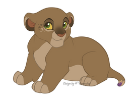 Cub for Marshvall by VampyKiss