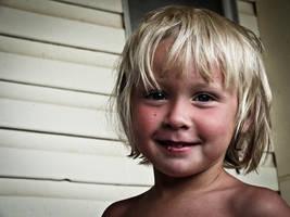 Beach Boy smile