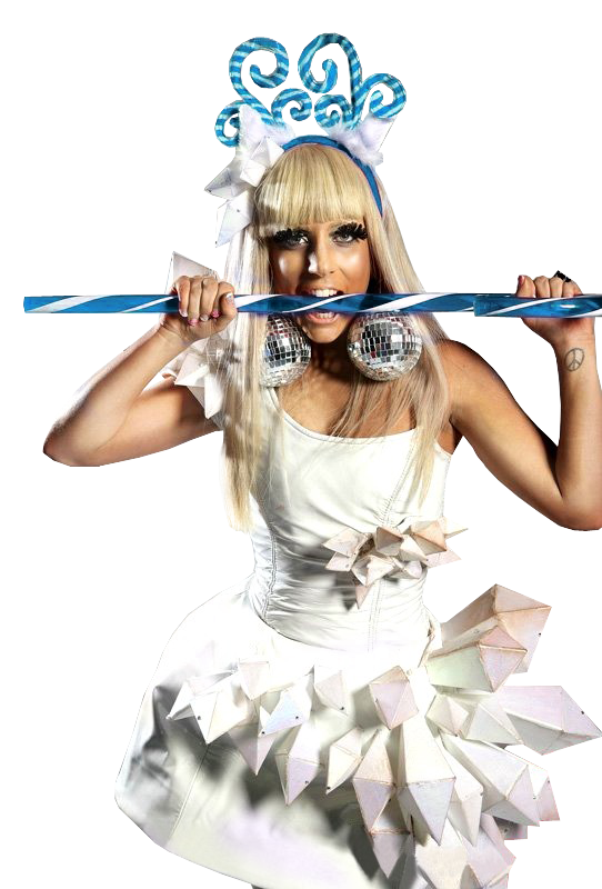 lady gaga christmas tree png 2 blue by seguricarl