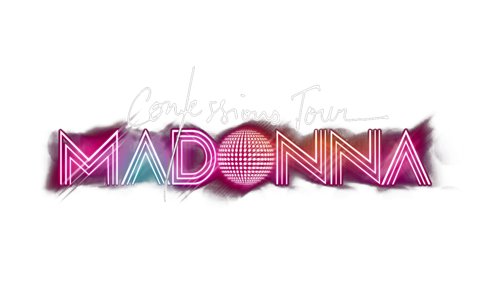 Madonna Confessions Tour logo Png 2 by seguricarl