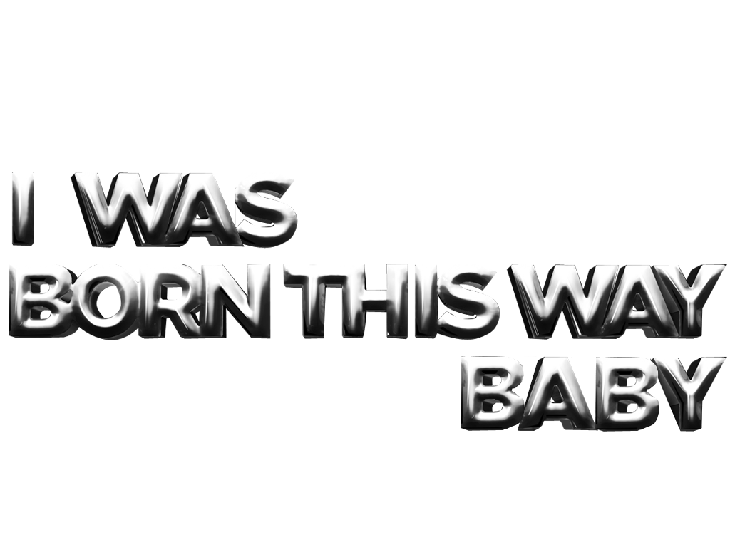 lady gaga born this way quotes - photo #30