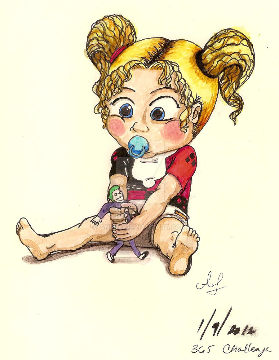 Baby Harley by Aneru