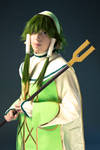 Fon Master Ion - Tales of the Abyss