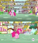 Cheesy Pun