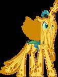 Queen Cheesalis (dark crown version)