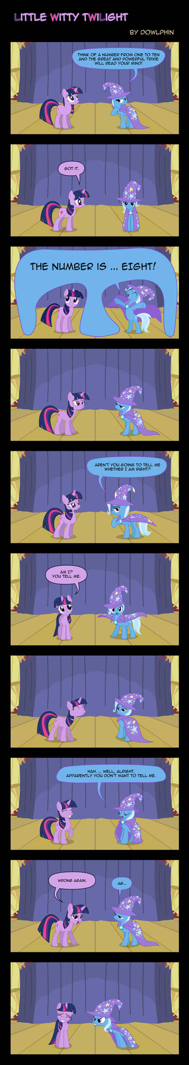 Little Witty Twilight