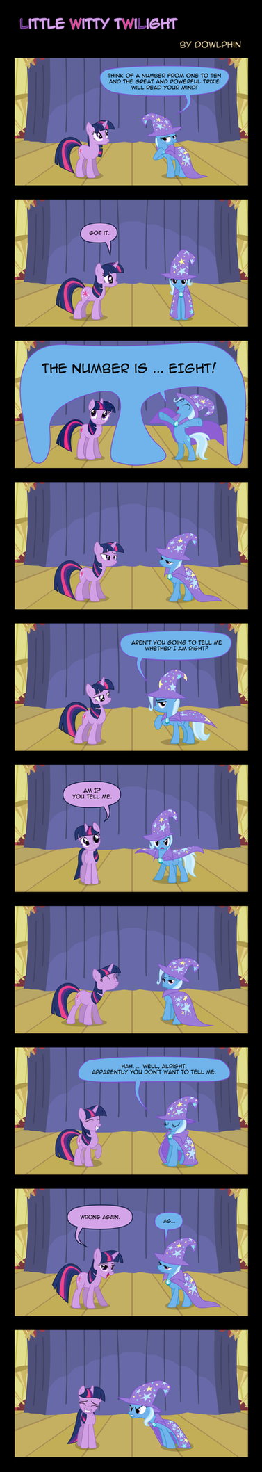 Little Witty Twilight by Dowlphin