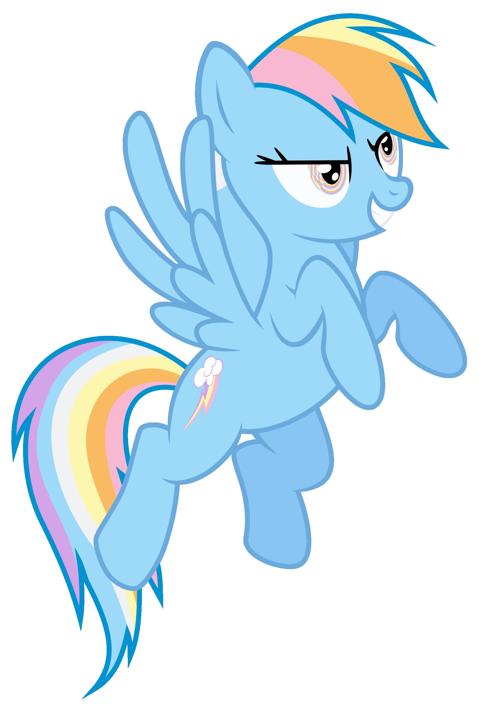 Friendship Rainbow Dash