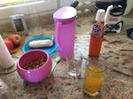 Ordinary Kitchen Still Life