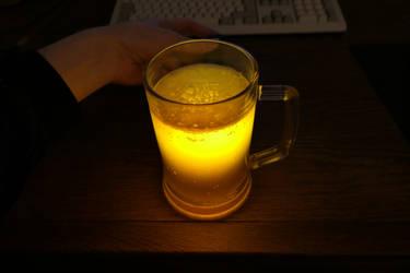 Ember beer glow