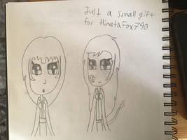 (G) Emi and Zara