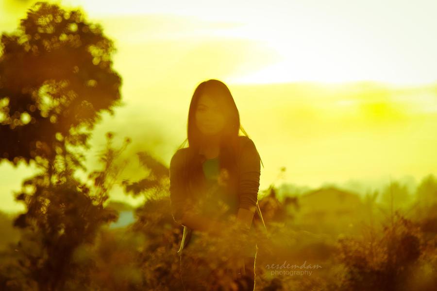 Blind Yellow by demdam07