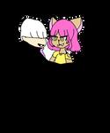 Rozu And Alice Halloween by coatedwolf