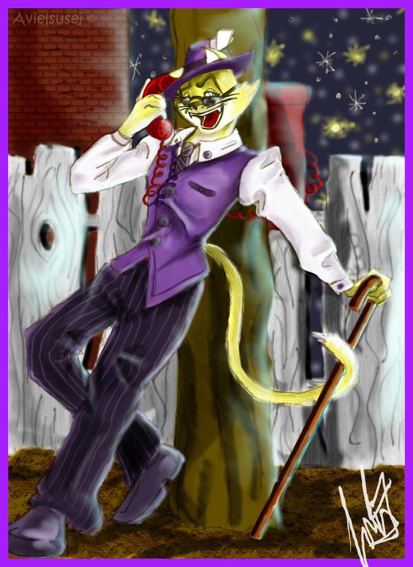 Top cat - Don Gato by Avielsusej