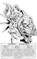 Fan Stand: Scissor Sisters by Avielsusej