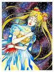 Princess Serenity's Death