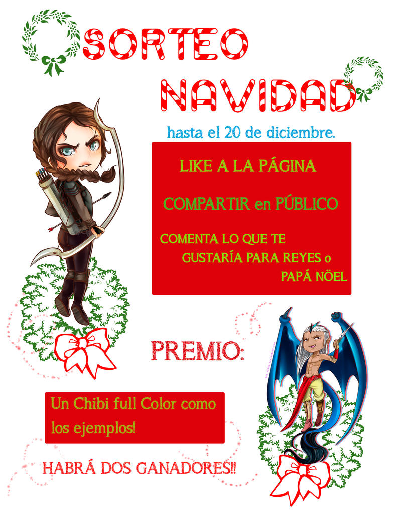 listado pedrea navidad: