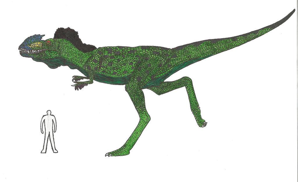 Adult Nanotyrannus