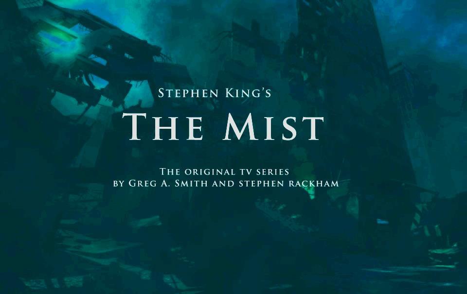 Resultado de imagen para serie the mist