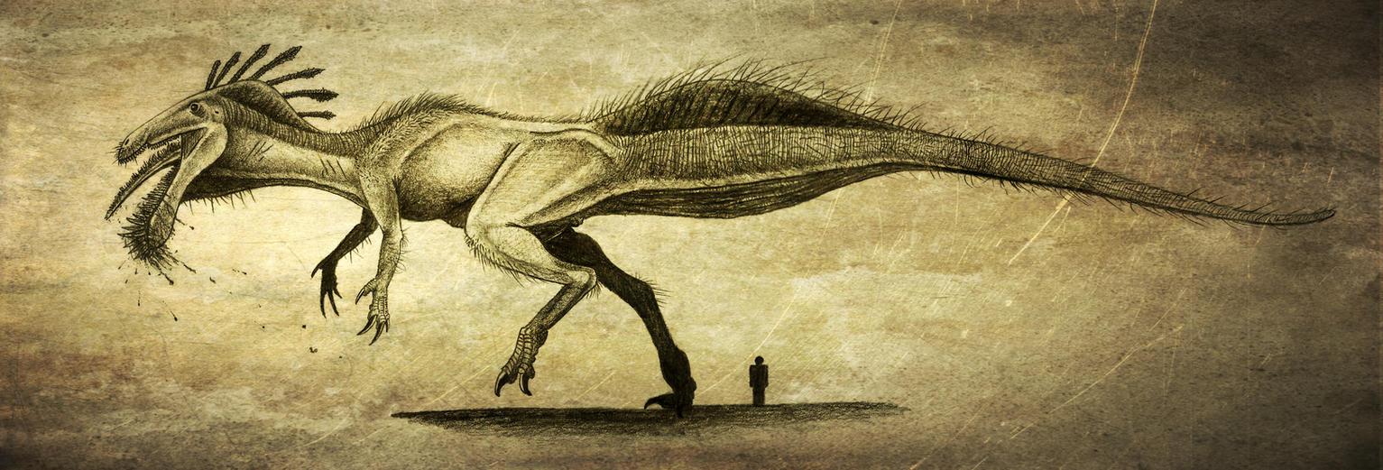 Megistodon cleganiensis by titanlizard