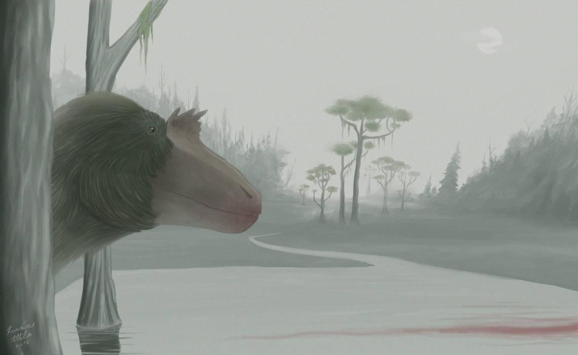 Patient Hunter by titanlizard