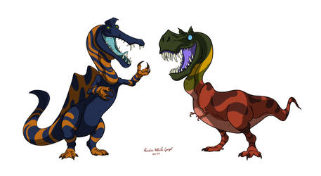 Kings of the Cretaceous