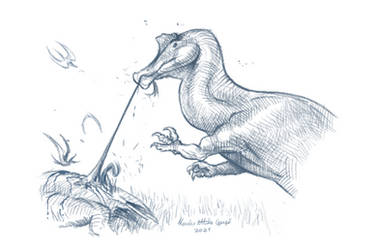 Bulky Spinosauridae