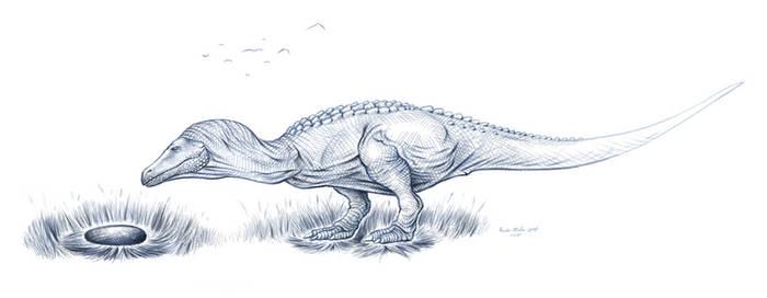 Gourmand (Ganeosaurus tardus)