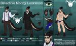 Detective Lockwood [Ref Sheet] by FunkyGoodVibes