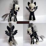 Skeletal Pony