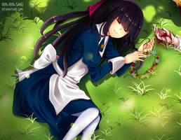 A Peaceful Sleep by Akariinnn