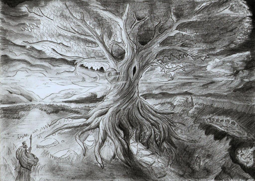 Tree of challenge