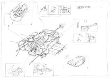 Hefaistos by Rievil