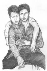 Queer as Folk by xtinajohnson