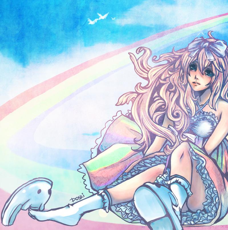 Double Rainbowwwww by PuddingPie