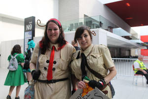 Comicon 2013 - Well, well, well... by RussianSunflower3