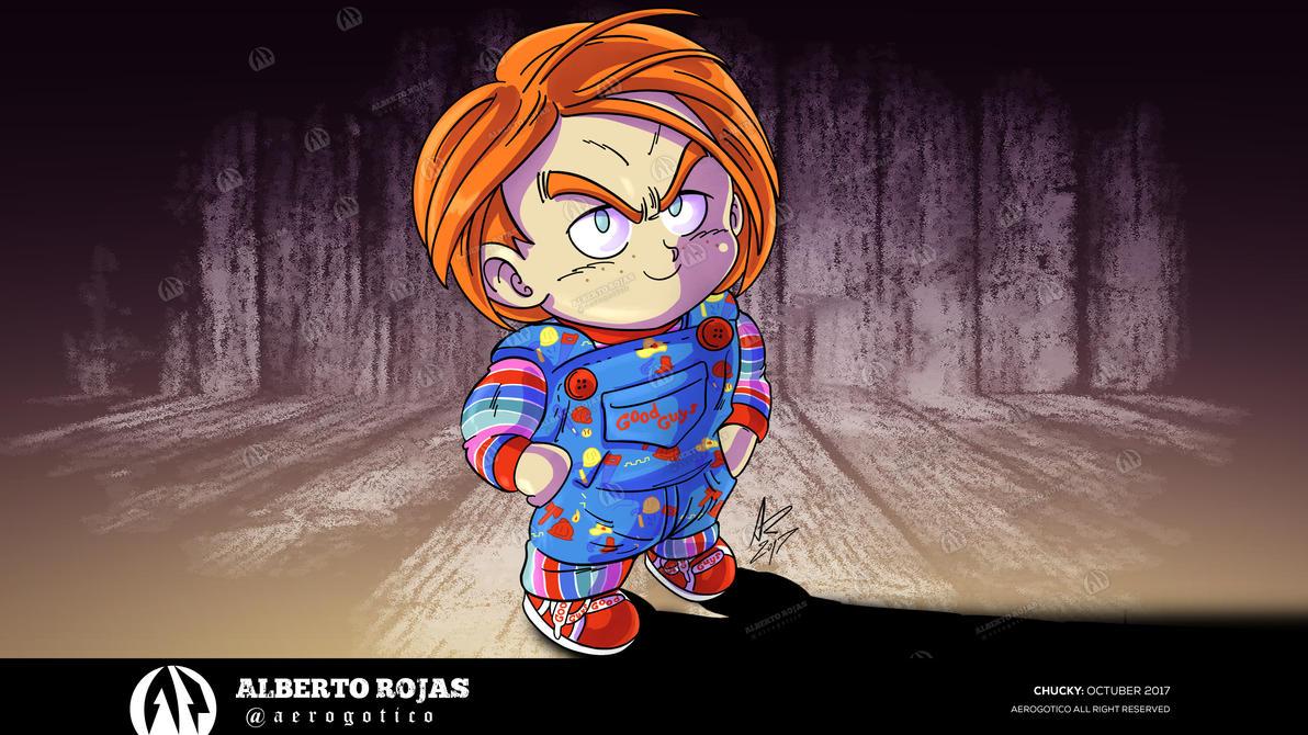 Chucky 2017 Wallpaper Anime by aerogotico