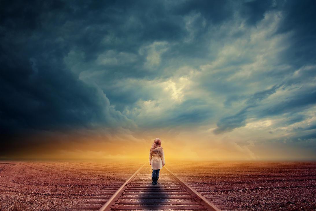 Walk Away by LubisAsrin