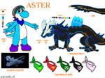 aster ref