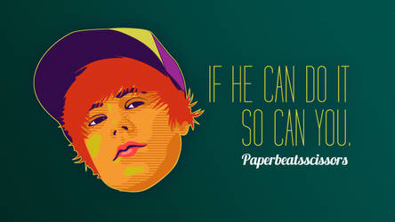 If They Can Do It: Bieber by paperbeatsscissors