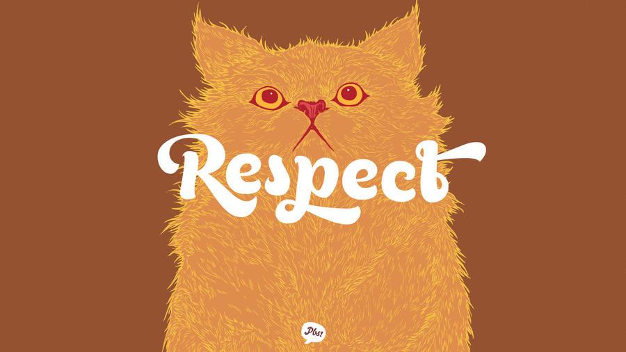Respect by paperbeatsscissors