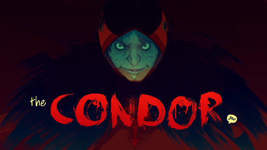 The Condor by paperbeatsscissors