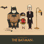 Wes Anderson Presents The Bat-Man