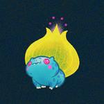 Neon Bulbasaur