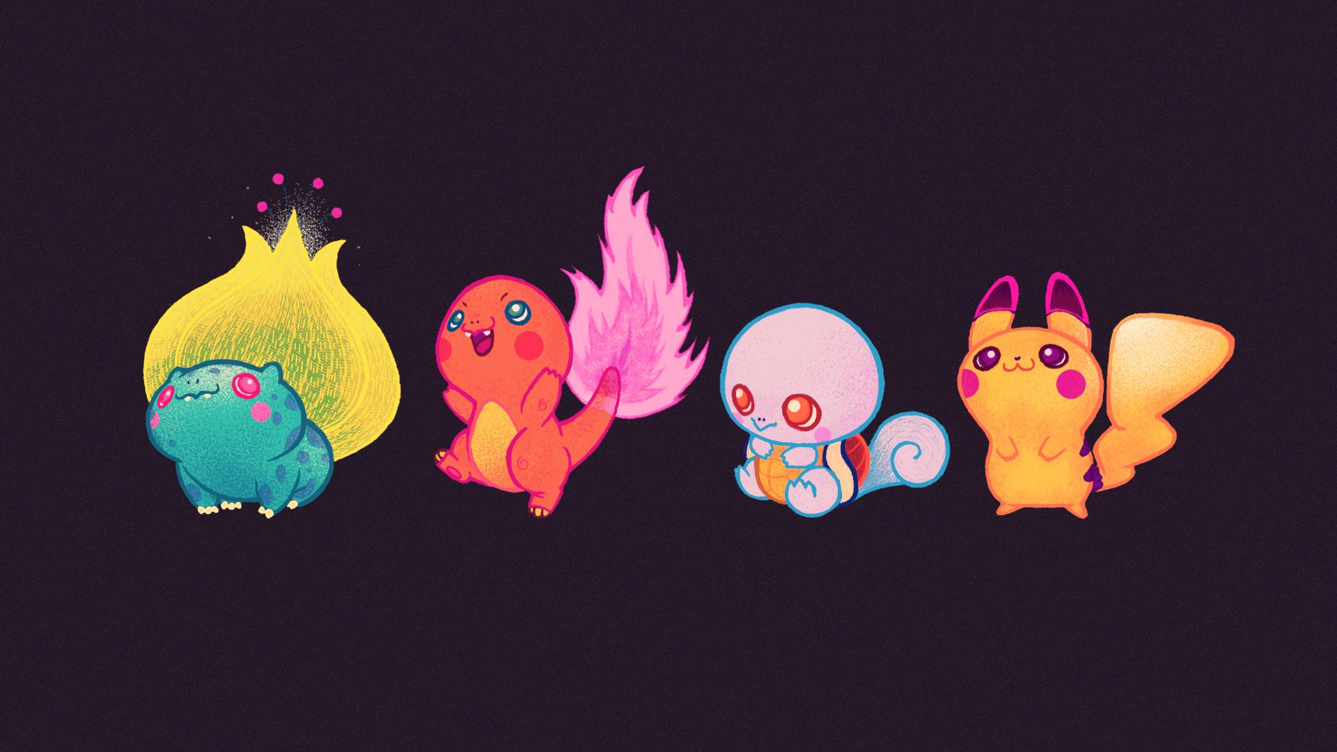 All Pokemon Wallpaper 2012