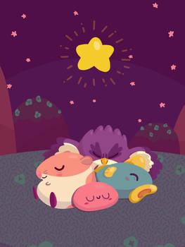 Sweet Dreams in Dreamland