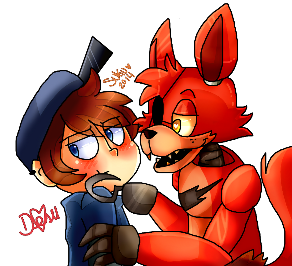 Foxguard by chicapitufa